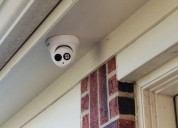Vsecurity camera installation for home