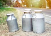 Best aluminium milk can manufacturer in india