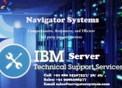 Third party maintenance and support for ibm power7