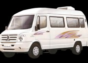 Tempo traveller rental in jaipur,rajasthan