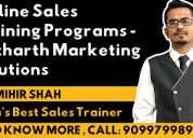 Online sales training programs - yatharth marketing solutions