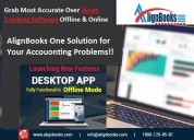 Grab most accurate over asset tracking software.
