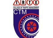 College of traffic management | irte