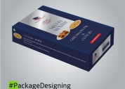 Designlab deals with packaging design of cartons