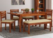 Hurry up!! upto 55% off on extendable dining table