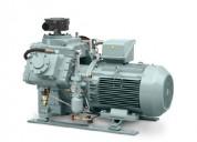 Lt ke water cooled piston compressors for starting
