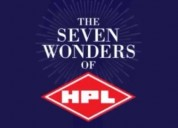 Best electrical equipment company in india - hpl