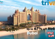 Up to 67% off hotels in dubai