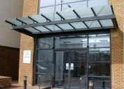Get the best glass canopy installation in kolkata