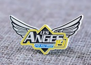 Best enamel pins | les anges enamel pins