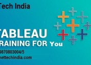 Tableau training in mumbai and thane