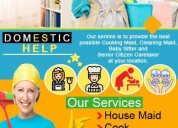 Best house maid services in noida