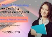 best digital marketing course training pitampura