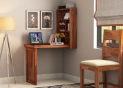 Find stylish study tables with chair online @ ws