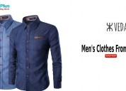 Men's clothes from rs.895