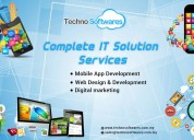 Technosoftwares complete it solution services
