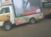 Led video van on rent in ranchi led screen advert