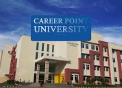 About career point university and results.