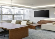 Corporate office interior design in bengaluru