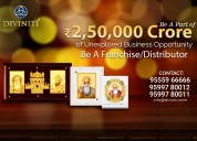 Invest in a franchise of fancy divine gifts online