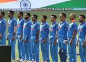 All team cricket information