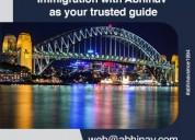 Amp up your australia immigration with abhinav