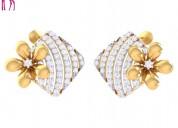 Buy diamond earrings