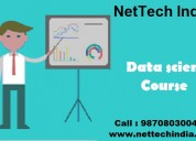 Join nettech india for data science course