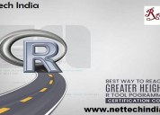 Get best training on r language from nettech india