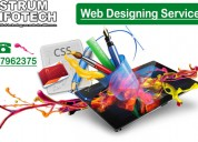 Design best template for business website