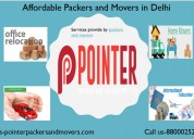 Affordable packers and movers in delhi