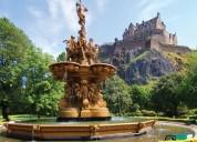 Uk scotland group tours travel package from mumbai