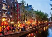 Amsterdam paris switzerland group tours packages