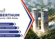 Bhutani cyberthum: big commercial project in sect