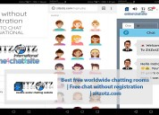 Best free worldwide chatting rooms | free chat wit