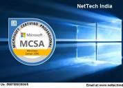 Best mcsa course institute in mumbai and thane.