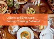 Mobile food ordering software
