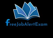 Freejobalertexam - latest govt notification,