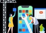 Mobile app development services in noida