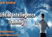 Get best training on artificial intelligence