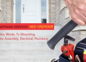 Handyman services & home repair in abu dhabi dubai