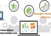 Google analytics course in  thane