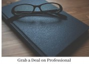 Grab a deal on professional proofreadingservices
