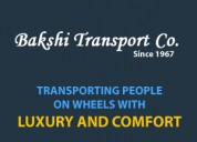 Bus hire delhi, luxury bus rental, bus on rent