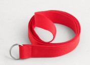 Red blank lanyards no minimum