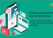 Hire healthcare app developers