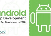 Best android application development company in in