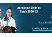 Admission open for batch 2020-22 in pgdm ib