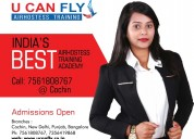 U can fly airhostess training academy