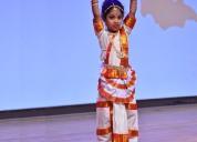 Tansen sangeet mahavidyalaya bharatnatyam dance